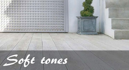 Millboard Soft Tones Decking