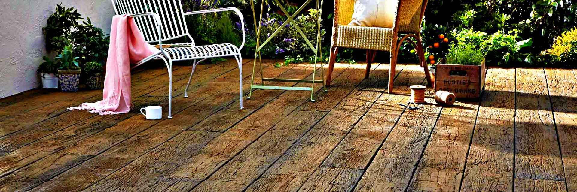 Millboard Maintenance Free Decking