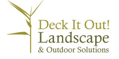 Deck It Out! Landscape & Outdoor Solutions, Melbourne - logo